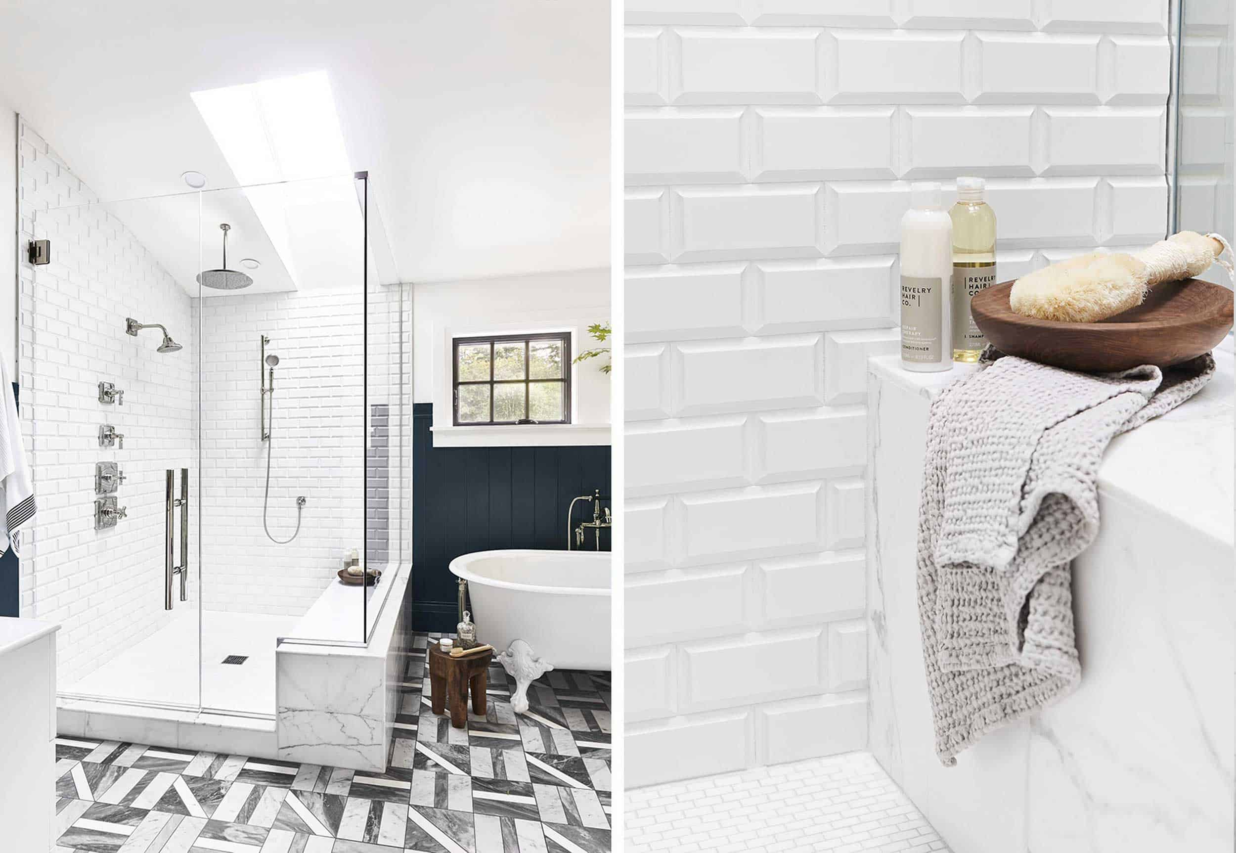 before picking tile for your bathroom