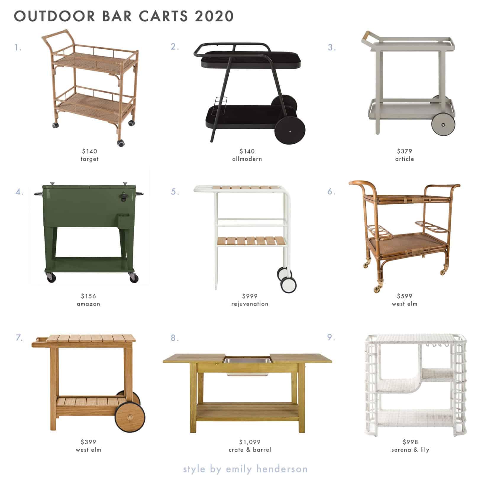 outdoor furniture roundup