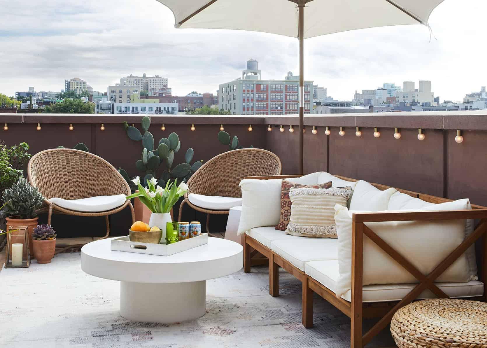 ultimate rooftop deck