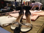Same Edelman sandals - hot!