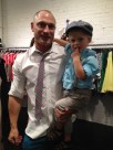 Moule owner Michael Gorenstein and his son