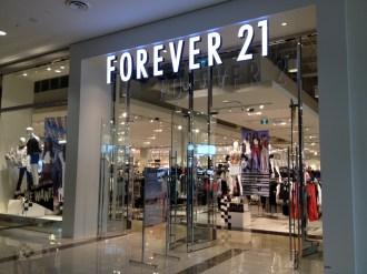 Forever 21 at Guildford