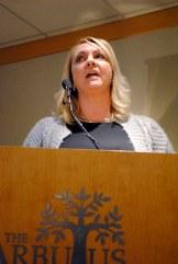 CEO of Niche Magazine, Tracey Drake