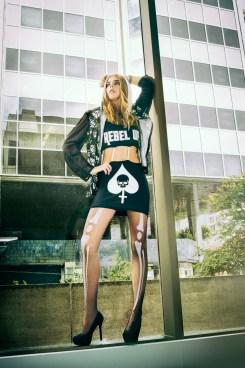 Photographer Celina Lam |Photography Stylist Lily Li |Hair & Makeup Tiana Allinan | Model Alison Nichol