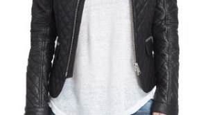 Anine Bing Leather Jacket