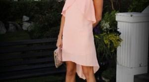 Kim XO Blush Dress