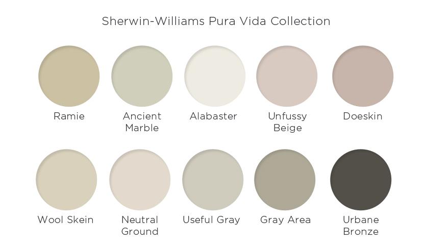 Sherwin-Williams-Pura-Vida-Collection