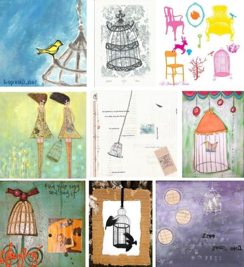 Bird-Cage-Art