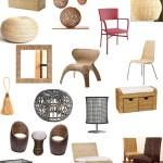 Get the Look:Wicker Furnishings & Accessories