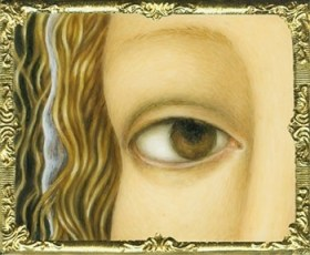 Lovers Eye Young Woman after de Benvenuto clark