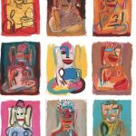 ARTmonday: TimMoore's 100 Buddhas