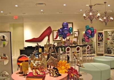 Shoe Stores Copley