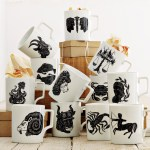 Just In: Patch NYC x West Elm Zodiac Mugs