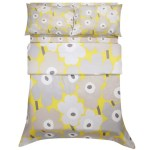 Giveaway! Marimekko Unikko Bedding from Bedding Style