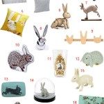 Get the Look: 44 Bunny Rabbit Accessories and Decor