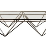 Covet: Geo Coffee Table by Paolo Piva