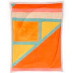 Covet: Flag Blanket by Ikou Tschuss