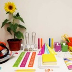 Giveaway: Colorful Office Supplies by Poppin