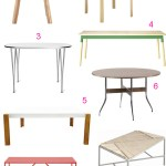 Get the Look: 46 Modern Dining Tables
