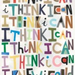 Saturday Say It: I Think I Can