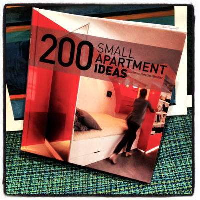 200 SMALL APARTMENT IDEAS BOOK
