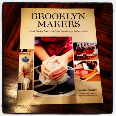 BROOKLYN MAKERS CRAFTERS HIPSTERS
