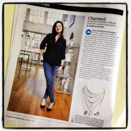 JAN 6 2013 BOSTON MAGAZINE SAMANTHA FREEDMAN