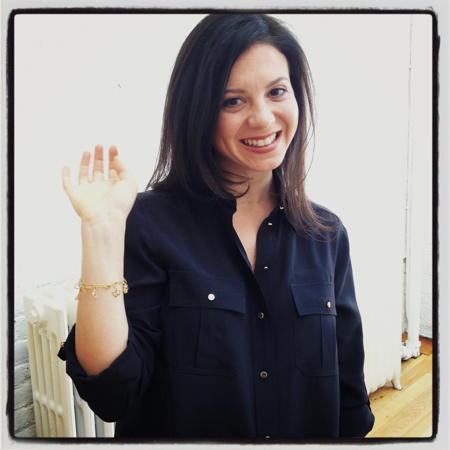 SAMANTHA FAYE FREEDMAN JEWELRY DESIGNER BOSTON