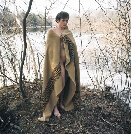 Renee Palone Flynn Boy in Blanket