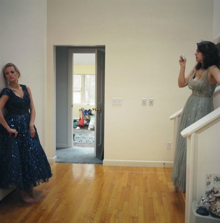 Ranee Palone Flynn Prom Girls Down Stairs
