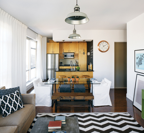 700 Harrison Ave, Boston, MA; Stephanie Sabbe Interiors