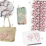 Get the Look: Cherry Blossom Accessories