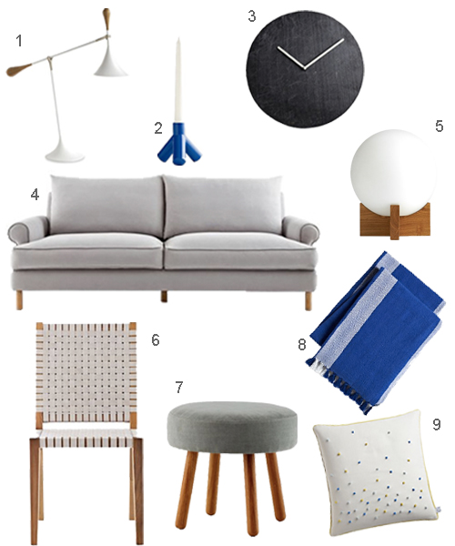 Jc Penny Furniture Outlet: Just In: Design By Sir Terence Conran For JCPenney