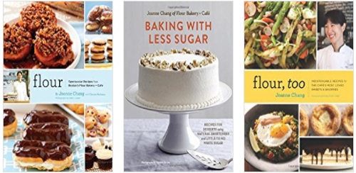 Flour Bakery + Cafe Cookbooks By Joanne Chang