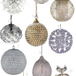 Get the Look: Crystal Ball Chandeliers
