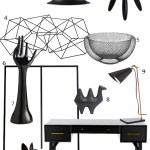 Get the Look: 27 Black Home Furnishings