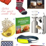 Gift Guide: Presents for Guys Under $50