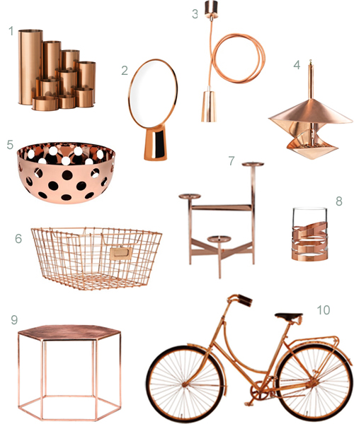copper wire basket Archives - StyleCarrot