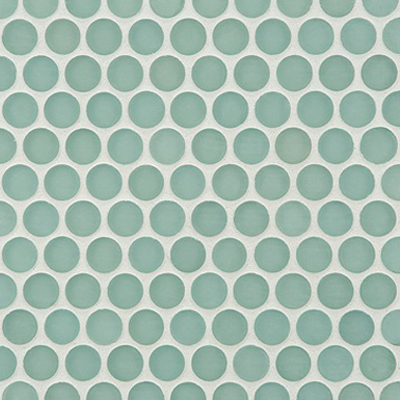 pale-green-penny-tile