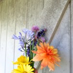 Sunday Bouquet: Multicolor Bunch from Hidden Pond