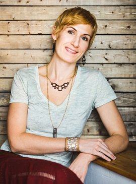 Jenn Liddiard Designer Joyo Jewelry