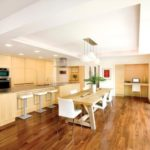 Design Diary: Contemporary Kitchen With Folding Glass Wall