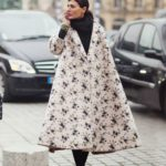 Style Right Now: 21 Patterned Coats, Street Style