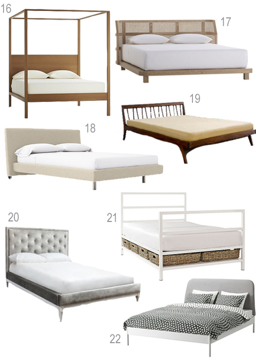 here are 28 modern platform beds in a variety of materials and silhouettes from stylecarrot partners and other resources the prices are for queen size - Modern Platform Bed
