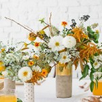 Sunday Bouquet: Fall Flowers by Design Love Fest