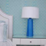 Scheming: Perfect Turquoise Table Lamps