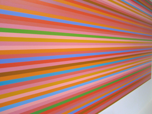 bridget-riley-stripe-painting