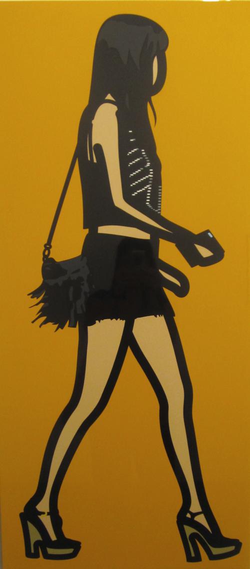 julian-opie-tassels-girl