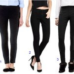 Get the Look: The Perfect Black Skinny Pants