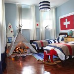 Design Diary: Boys' Bedroom Makeover by Robin M. Anderson